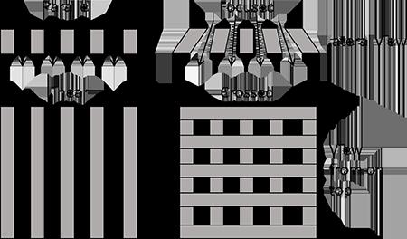 Xray grid examples